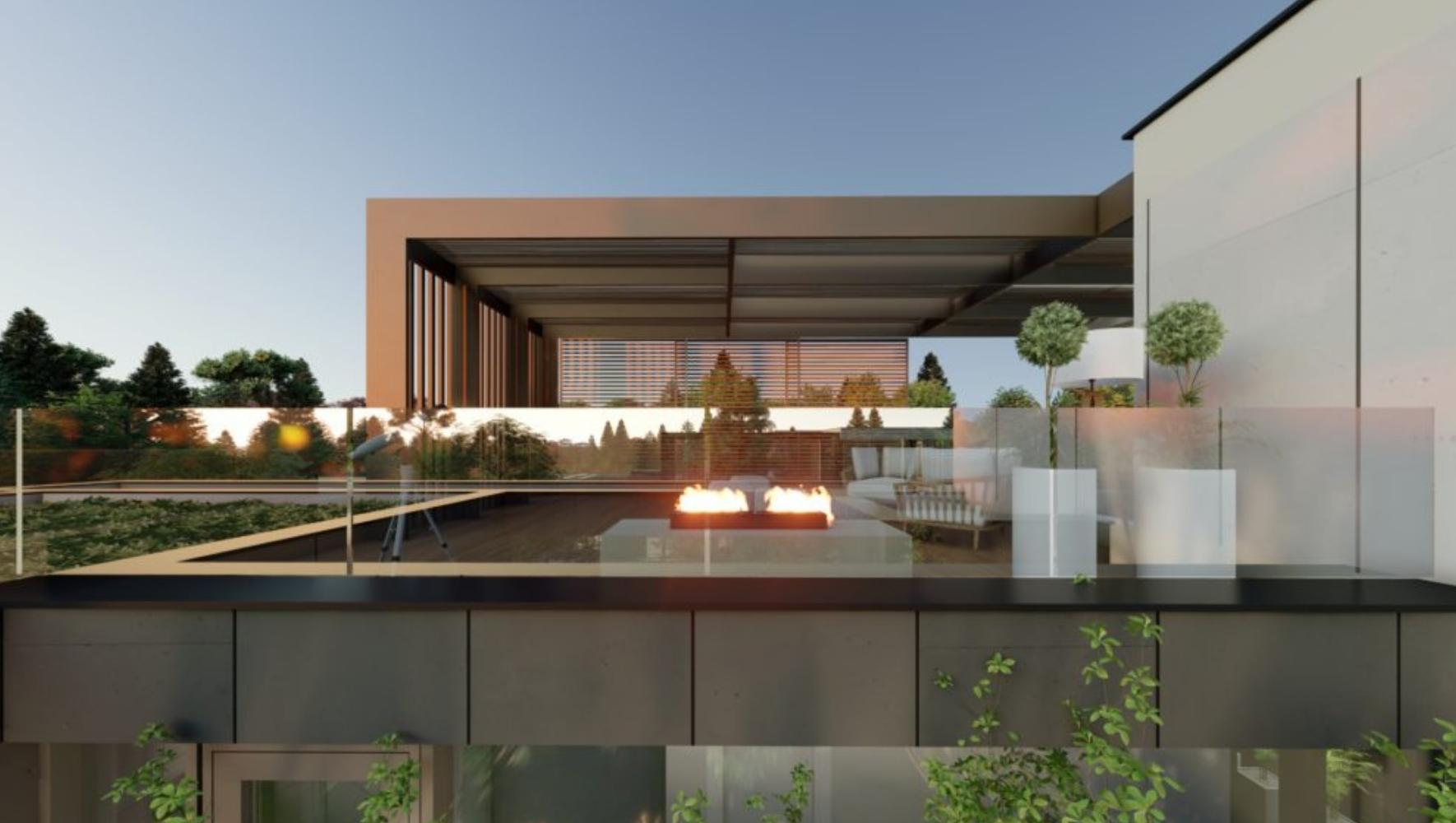 3 Viviendas Unifamiliares en Boadilla del Monte, Madrid. Proyecto de FH2L Arquitectos
