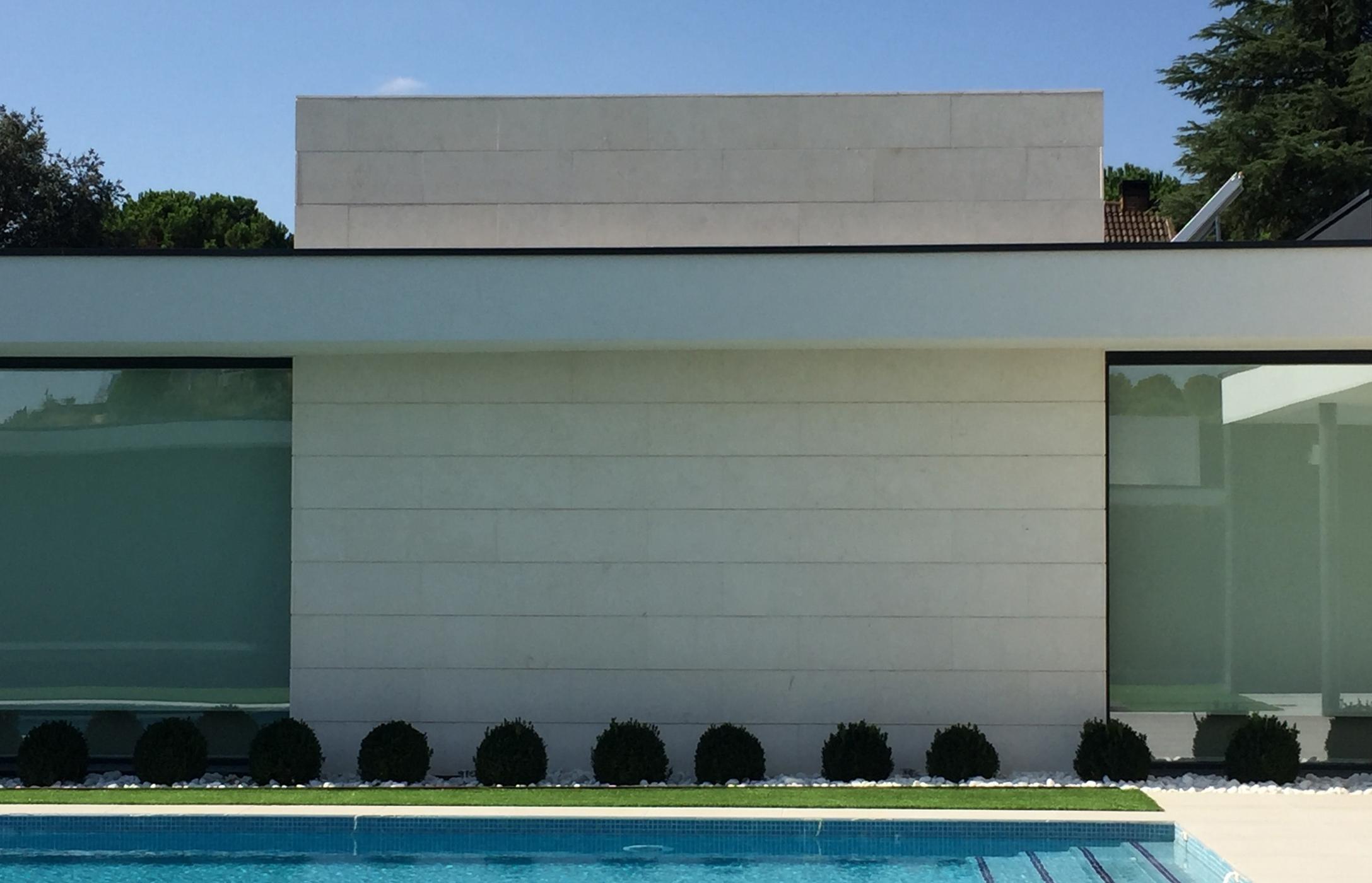 14 viviendas unifamiliares en Boadilla del Monte (Madrid) Un proyecto del estudio de arquitectura FH2L Arquitectos