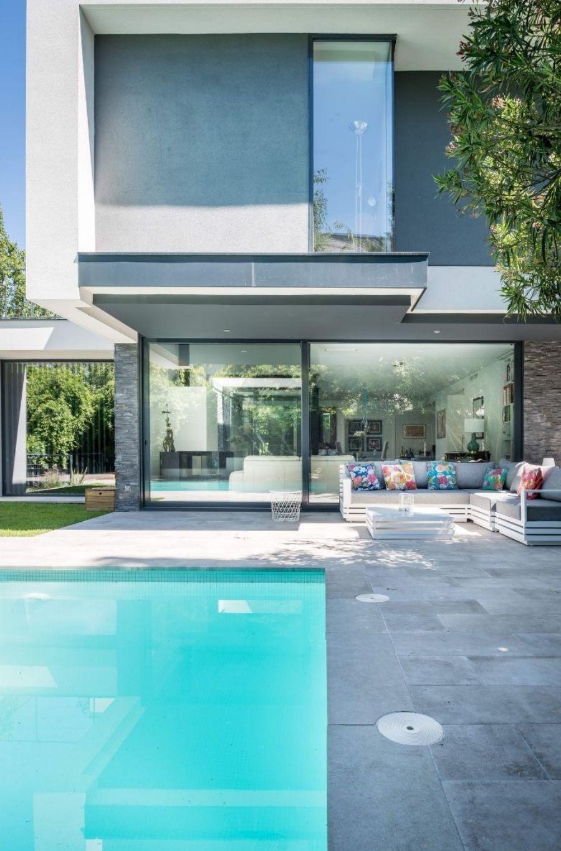 Proyecto vivienda unifamiliar en Mirasierra. Proyecto de FH2L Arquitectos