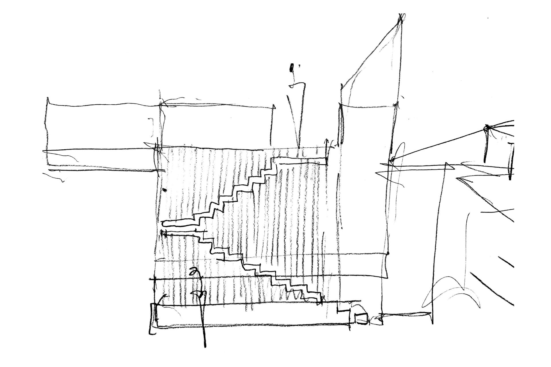 Proyecto del estudio de arquitectura FH2L Arquitectos de una reforma integral de una vivineda unifamiliar. Pozuelo de Alarcón-Madrid.
